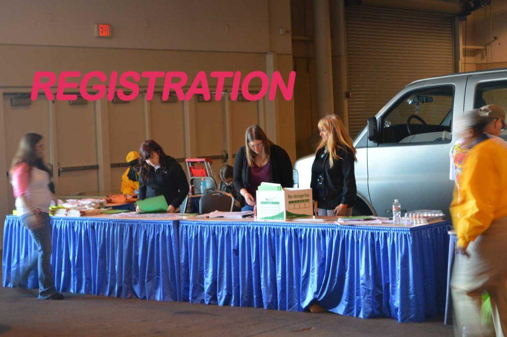Corvette Chevy Expo Registration