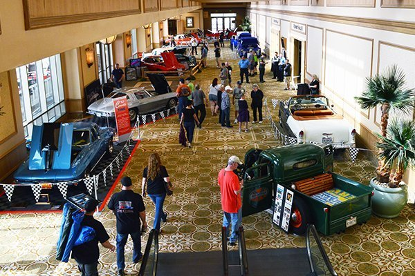 Join us for the 42nd Corvette Chevy Expo March 14 and 15, 2020 at the Galveston Island Convention Center.