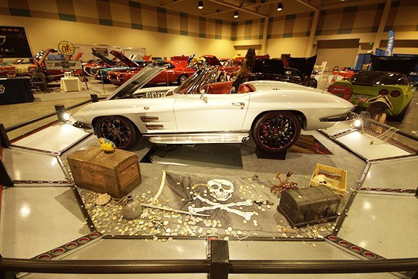 Experience the Premier event, the Corvette Chevy Expo, featuring Chevrolet Show Cars at Galveston Island Convention Center, Texas.