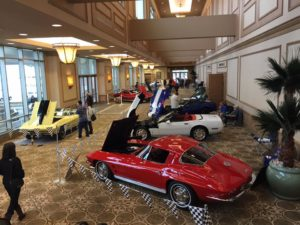 The Corvette Chevy Expo will celebrate its 40th anniversary when it returns to the Galveston Island Convention Center March 10-11, 2018.
