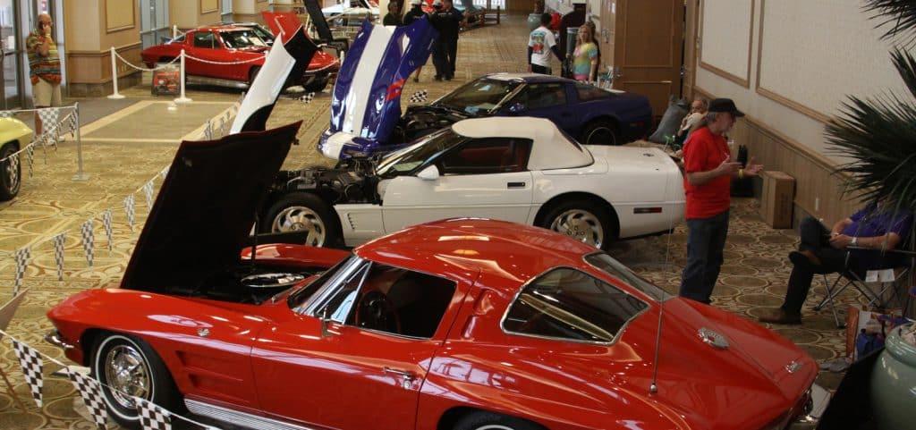 Home Corvette Chevy Expo