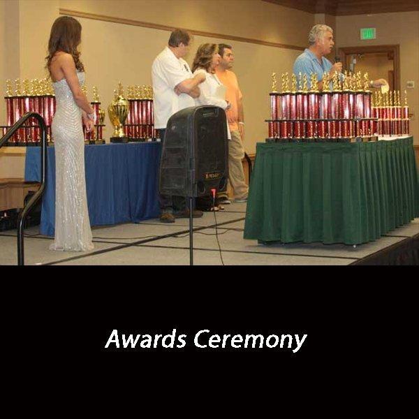 Corvette Chevy Expo Awards Ceremony