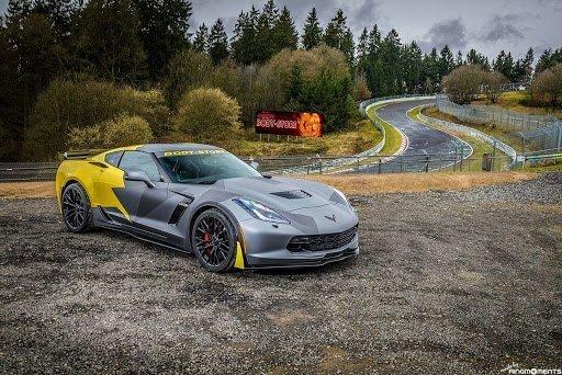 Tony Schmitter's Corvette