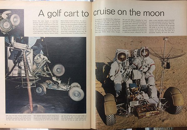 June 1971 issue of Life Magazine