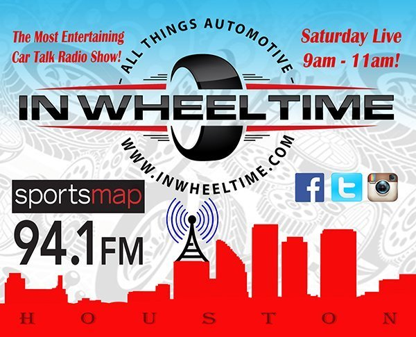 In Wheel Time will be broadcasting live from the Corvette Chevy Expo March 10, 2018 at Galveston Island Convention Center.