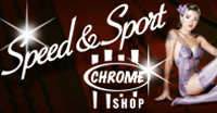 Speed and Sport Chrome Plating is an Official Sponsor of Corvette Chevy Expo. They specialize in show-quality triple chrome plating for automotive, motorcycles, and decorative applications.