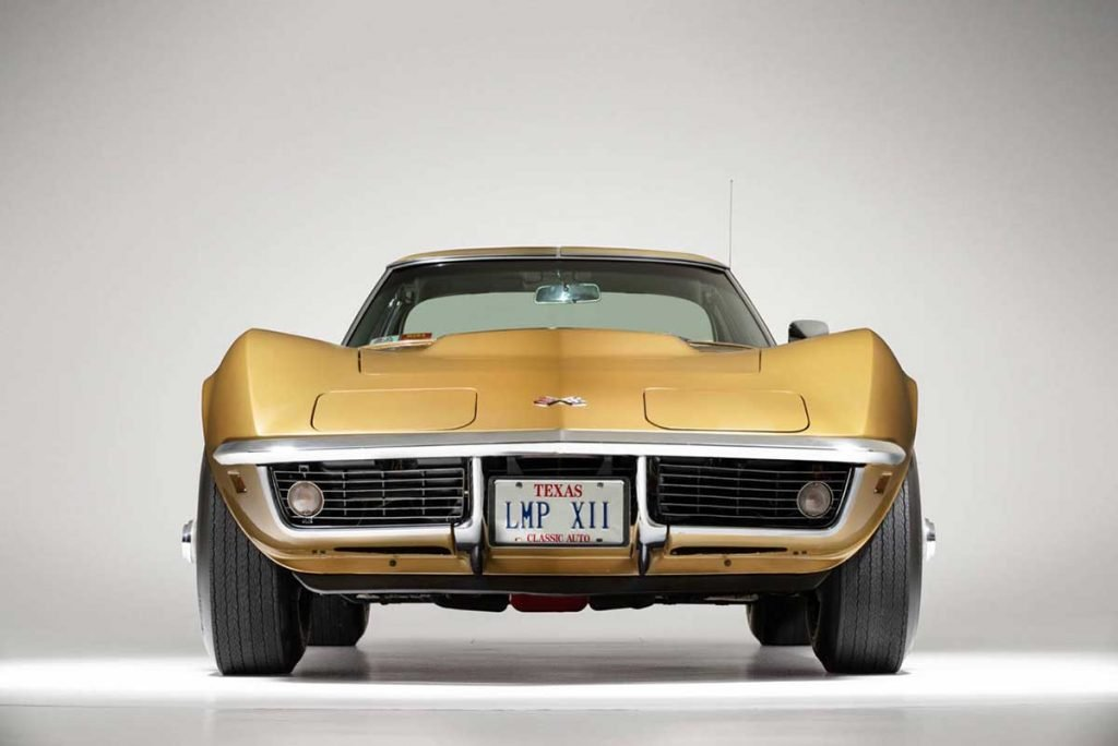 Alan Bean's 1969 Astrovette Front View