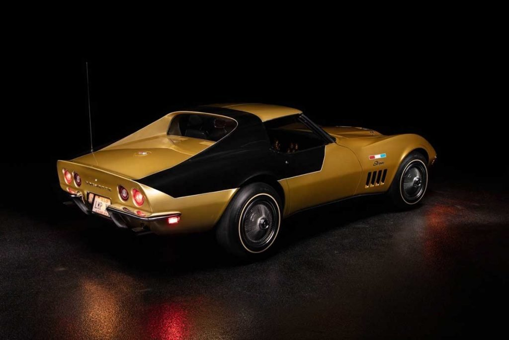 Alan Bean's Astrovette Corvette named to National Historic Vehicle Register. Photo Credits: Historic Vehicle Association