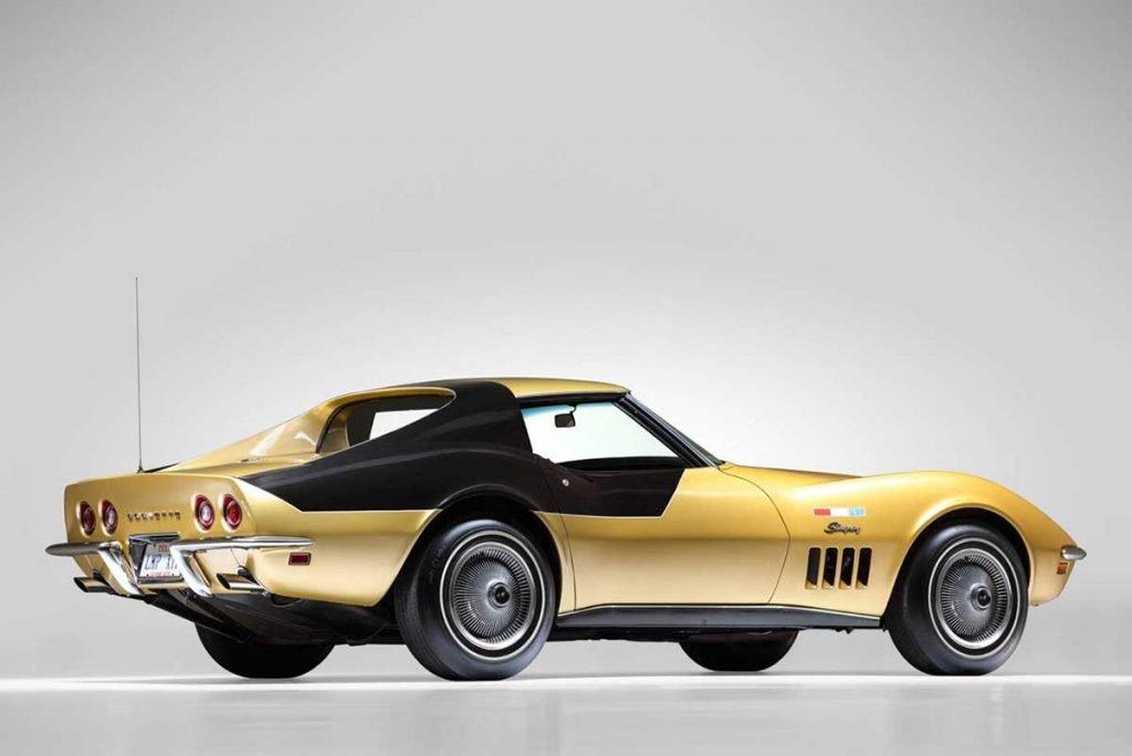 Alan Bean's 1969 Astrovette Passenger Sideshot