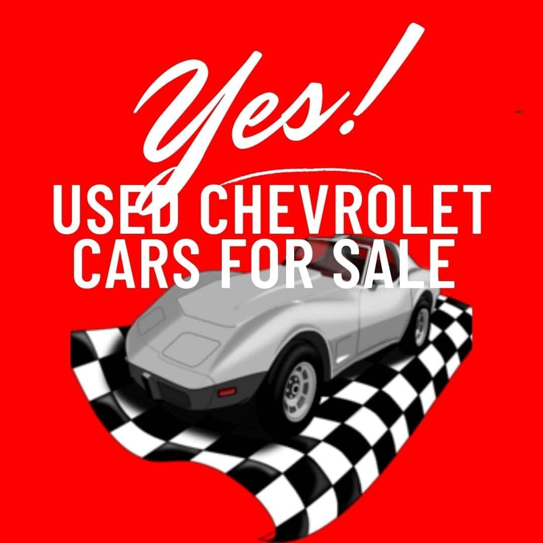 Used Chevrolet Cars for Sale