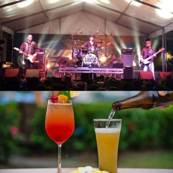 Enjoy a cold beverage while you listen to the DJ and Live bands at the Corvette Chevy Expo and Galveston Craft Show held at the Galveston Island Convention Center.